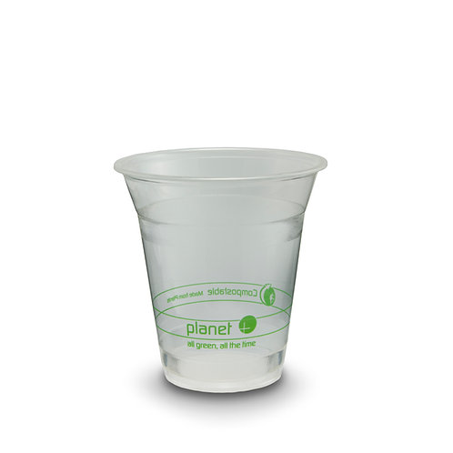 Compostable PLA 12oz Clear Cup