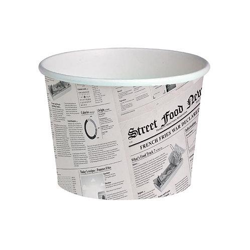 Deli News Collection - 24oz Deli Printed Container