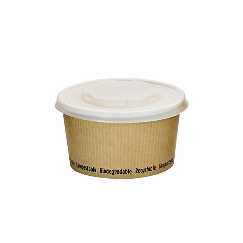 Green-zy Biodegradable Soup Cups - 12oz