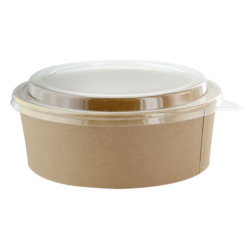 Krafted Collection - 38oz Salad Bucket with PET Lid
