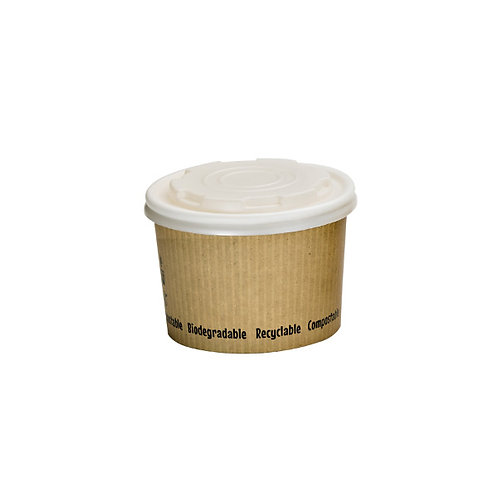 Green-zy Biodegradable Soup Cup 8oz