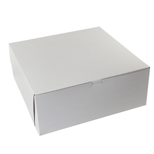 White Bakery Box 14x14x6