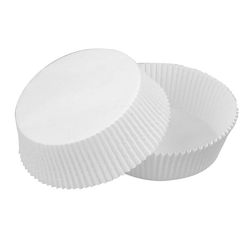 Baking Cups - White Baking Liner Cups