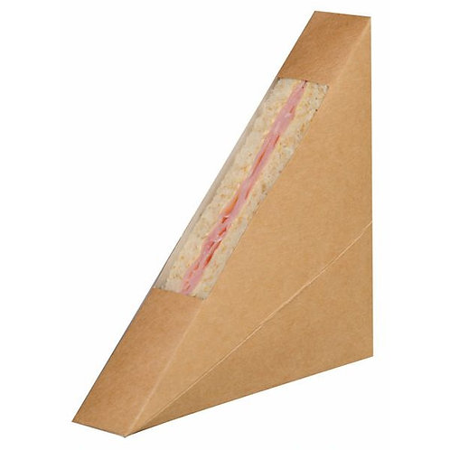 Kraft Single Sandwich Box
