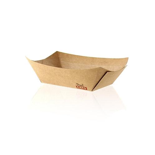 Street Eats Collection- .5 lb Kraft Paper Boat