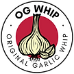 Original Garlic Whip