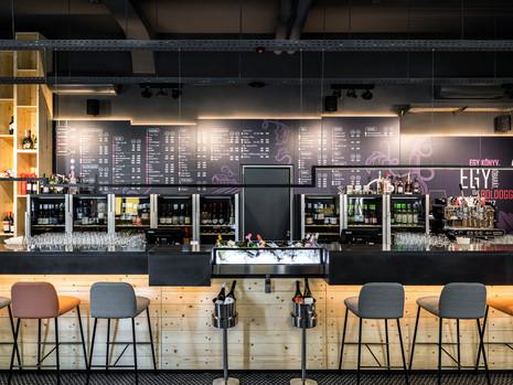 DiVino Miskolc - Suto Interior Architects