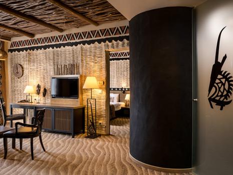 Hotel Bambara, Felsőtárkány