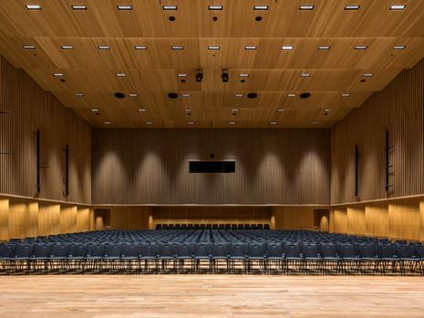 Haus Der Musik, Innsbruck, Austria - Dietrich Untertrifaller Architekten