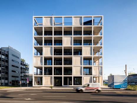 C&P Headquarters, Graz, Austria - Alukönigstahl