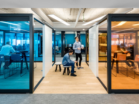 Confidential Client's Office - Perkins + Will
