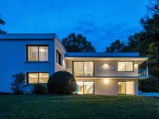 Villa SP, Paris, France - AT Home Design
