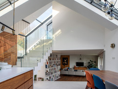 Modern Villa interior - Budapest