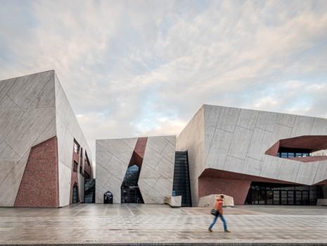 CKK Jordanki, Torun, Poland - Fernando Menis Architects