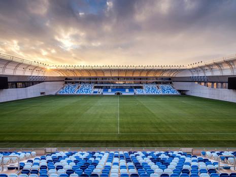 The Football Capsule - BORD Architectural Studio