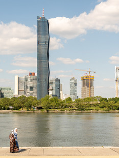 DC Tower, Vienna, Austria - Dominique Perrault Architecture