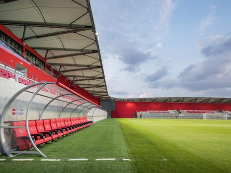 Várkerti Stadion - ASPECTUS Architects