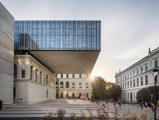 University Library, Graz, Austria - Alukönigstahl
