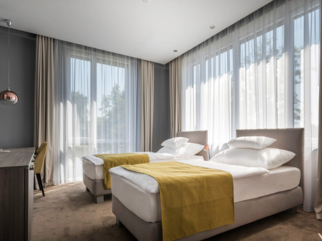 Várda Sport Hotel - ASPECTUS Architects