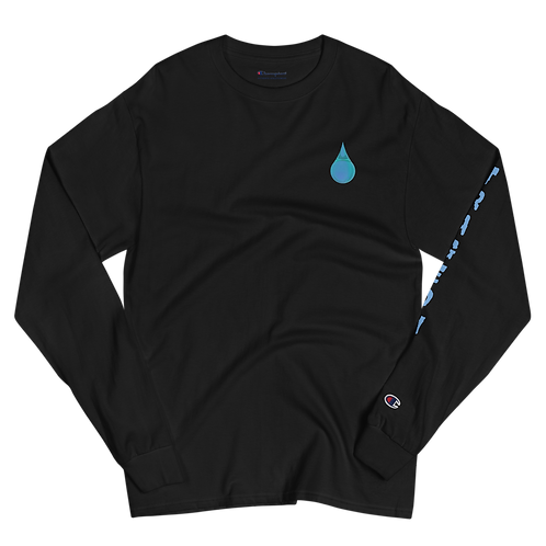 Drip's Champion Long Sleeve