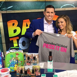 """Valerie Greenberg on WJLA ftWild Spirit // The Influence - """"Back to School Must-Haves for Every Grade"""""""