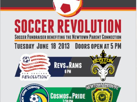 6/18/13 Soccer Revolution Benefit