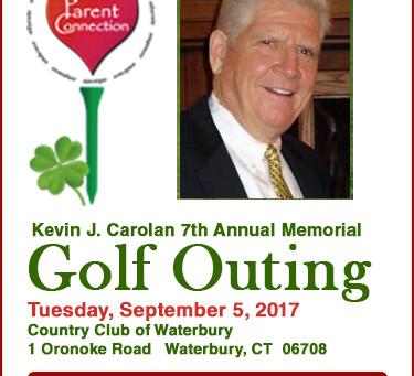 Kevin J. Carolan Memorial Golf Outing, September 5, 2017