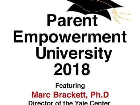Parent 'Empowerment' University
