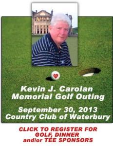 2013 Annual Golf Tournament Memorial