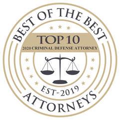Best of the Best Attorneys Criminal Defe