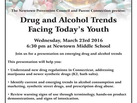 Drug & Alcohol Trends Forum