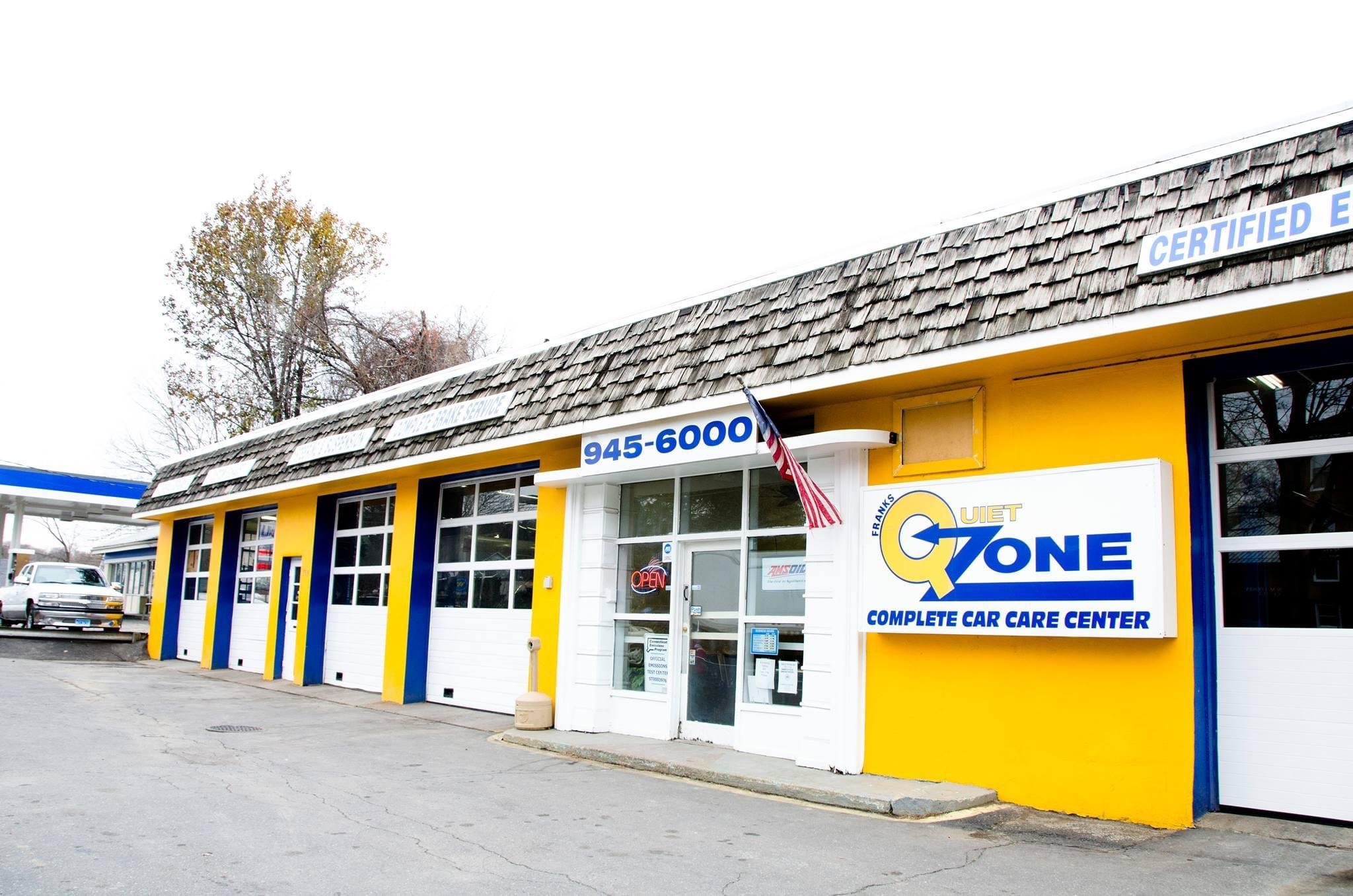Quiet Zone of Watertown