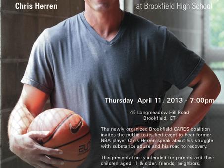 4/11 Chris Herren – Rebound Forum