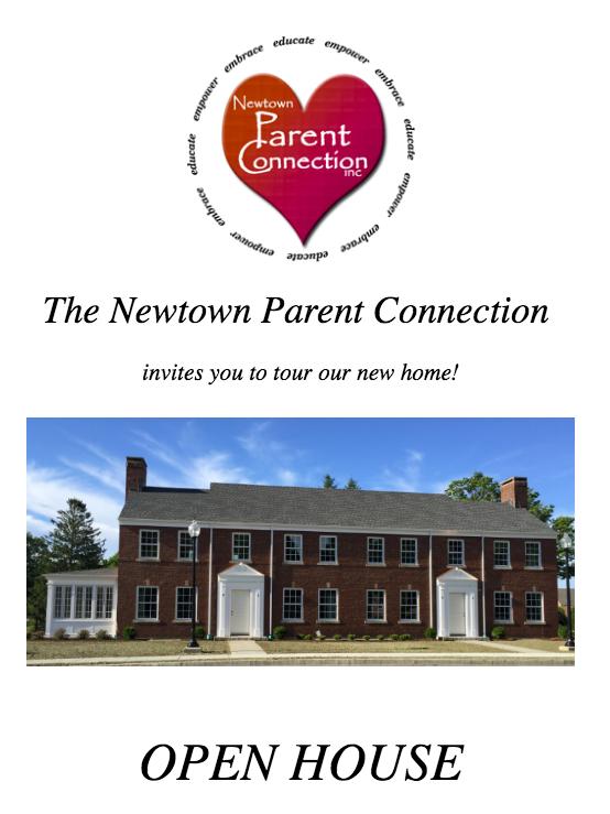 Newtown Parent Connection Open House