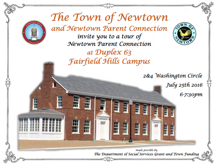 Newtown Parent Connection Grand Opening