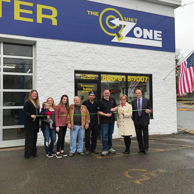 Quiet Zone Torrington