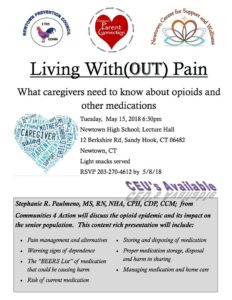 Living with(OUT) Pain