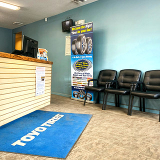 Quiet Zone Bantam Waiting Area
