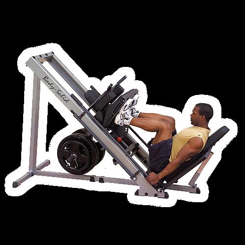 Body - Solid Leg Press & Hack Squat