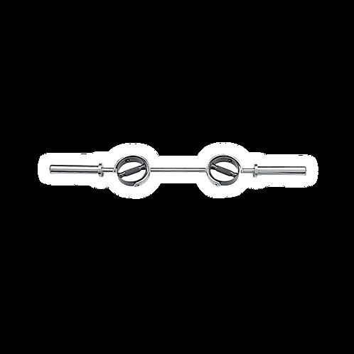Steelflex New Olympic Handle Dual Lat Bar