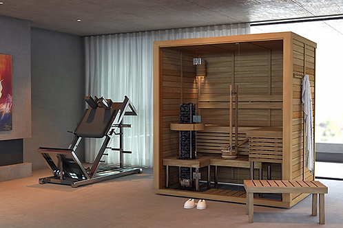 Sports Group Sauna Room