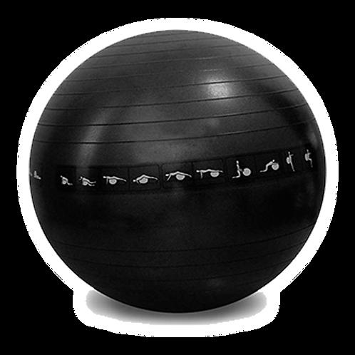 Sports Group Anti-burst Gymnastic Ball - 65 cm