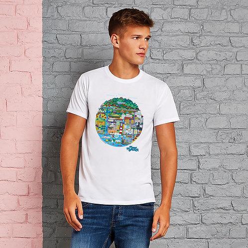 Planet Plymouth T-Shirt X Steve Evans