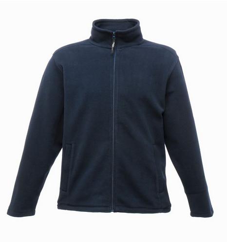 Regatta Micro Fleece Jacket - Dark Navy, Size: Large