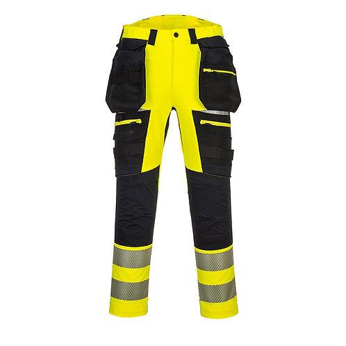 DX442 - DX4 Hi-Vis Detachable Holster Pocket Trouser