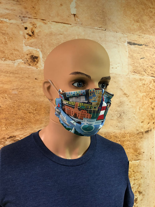 Plymouth Mask X Steve Evans