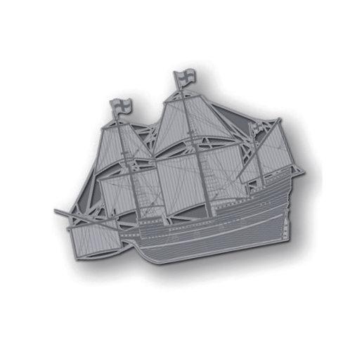 Mayflower 400 Pin Badge - MF40