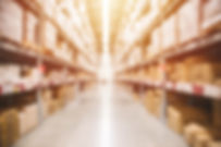 Blur Warehouse inventory product stock f
