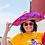 Thumbnail: Mexican Sombrero Straw Hat x10