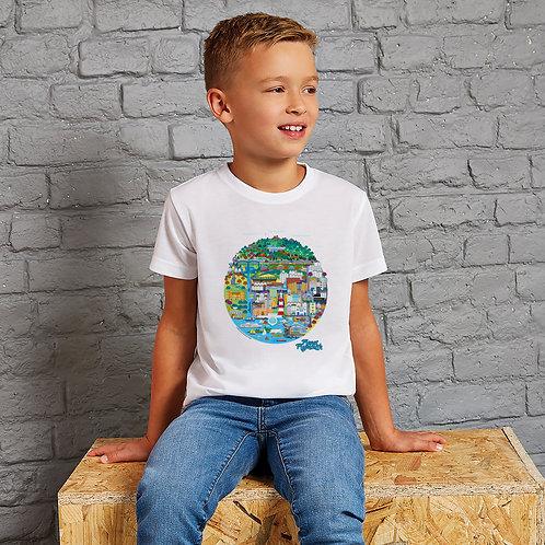 Kids Planet Plymouth T-Shirt X Steve Evans